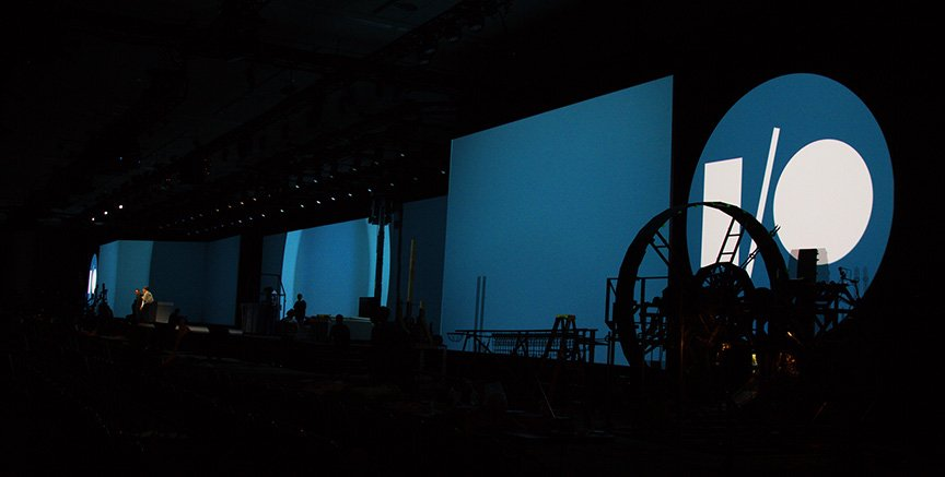 Google I/O Innovative Event Design