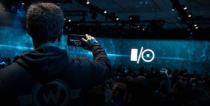 Google I/O Immersive Design